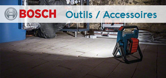 Accessoires et machines BOSCH