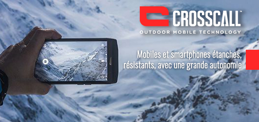 Vente privée - CROSSCALL - 30