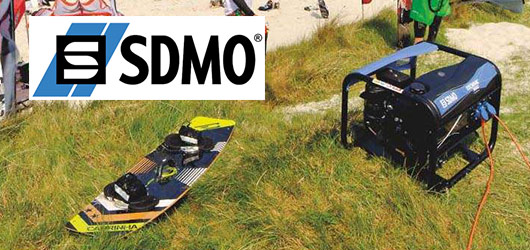 Vente privée - SDMO - 124