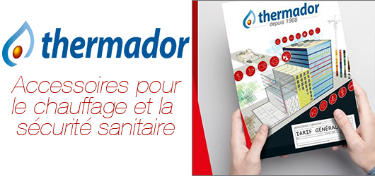 Vente privée - THERMADOR SA - 138